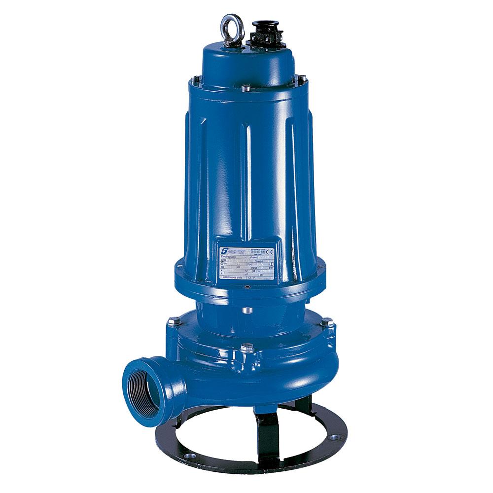 Electrobomba sumergible ftr 200t for Water triturador