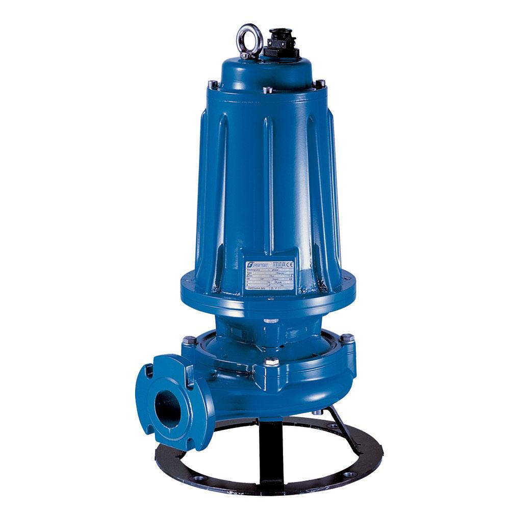 Electrobomba sumergible ftr 400t for Water triturador