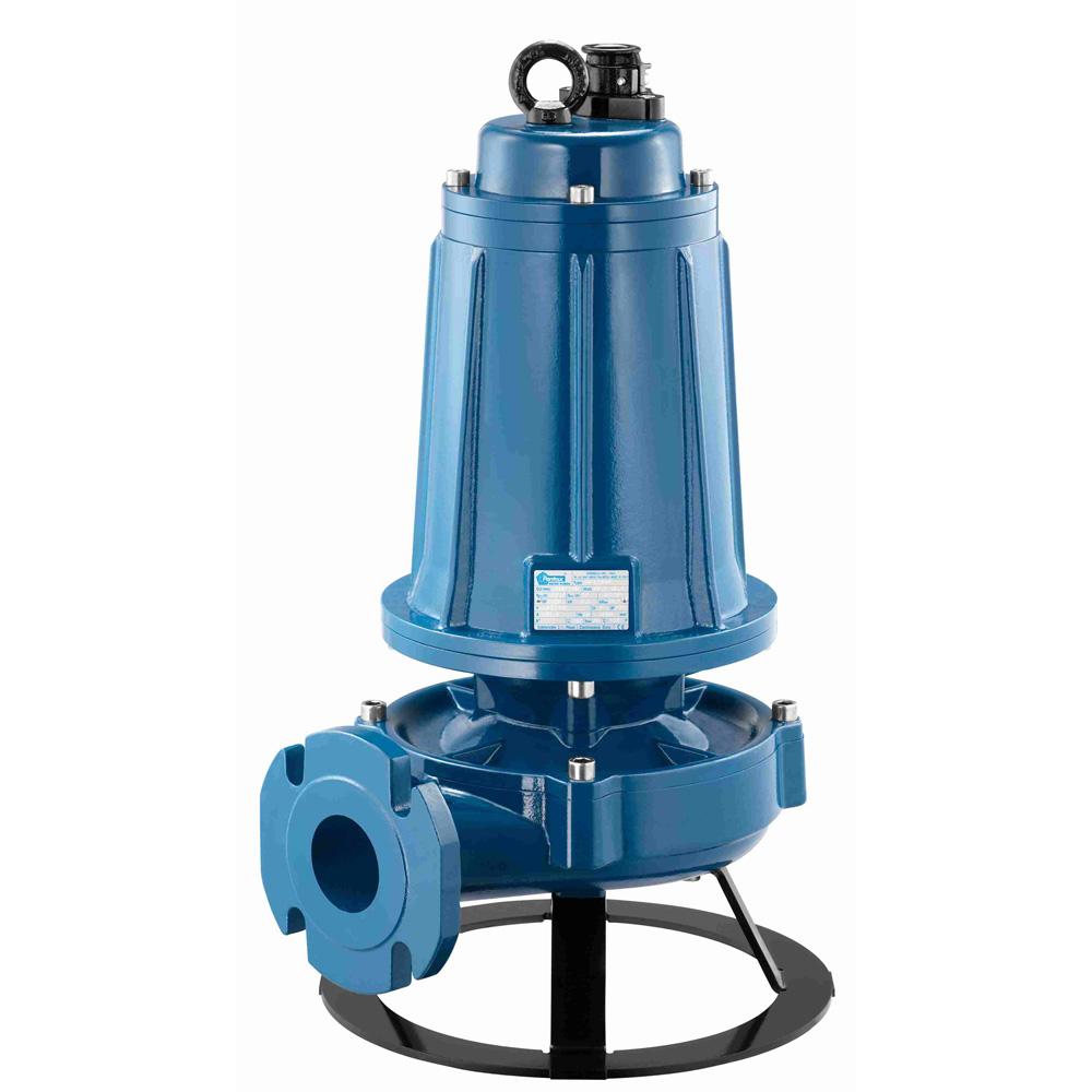 Electrobomba sumergible ftr 750t for Water triturador